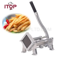 Industrial potato chipper