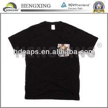 Wholesale blank custom t shirts for men