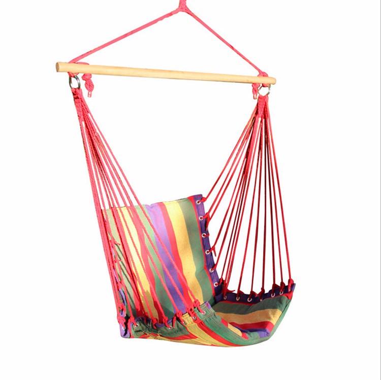 Garden Hanging Folding Outdoor Portable Camping Parachute Hammock Swings Chai