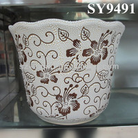 2015 new home flower pot wholesale