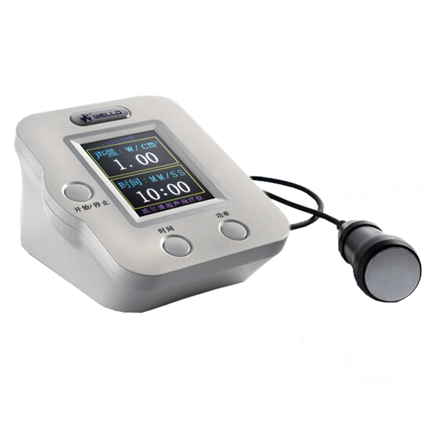WED-100 all-digital ultrasound therapy device for human