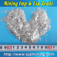 Mica fine coarse 6-10mesh for well drilling