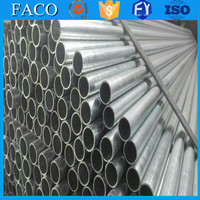 steel structure building materials ! galvanized steel density best price 2mm thick galvanized steel pipe