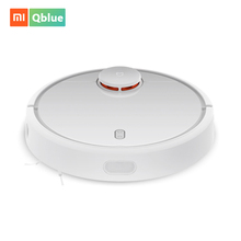 Original XIAOMI MI Automatic Sweeping Dust Sterilize Smart Planned Mobile App Remote Control Vacuum Cleaner for Home