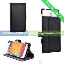 New products flip case for PadFone leather case