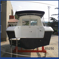Gather High Precision Wholesale Fiberglass Boat Hulls For Sale Catamaran
