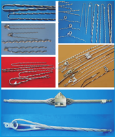 Preformed Dead End Clamp With Thimble/Dead End Guy Grip/Preformed Armor Rod for helical fittings