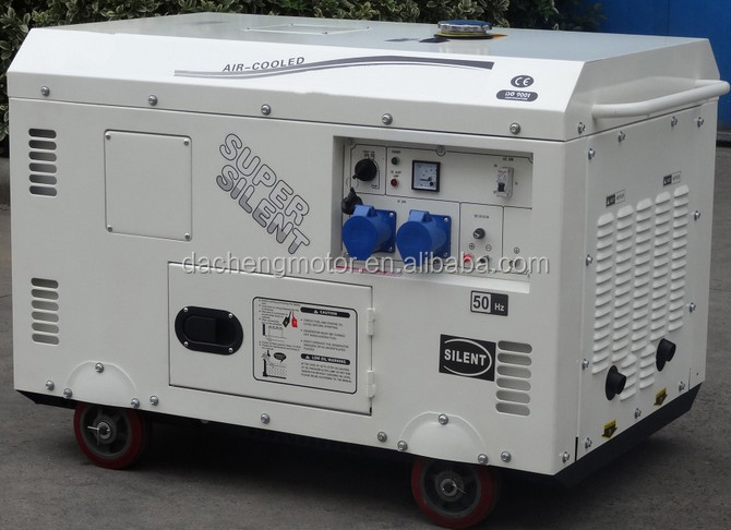 5kva silent diesel generator with yanmar engine