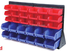 Plastic storage box, spare parts bins, warehouse storage bin box