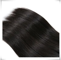 Wholesale Natural Color 3 pcs a lot 100% Human 22 Inch Virgin Remy Brazilian Hair Weft