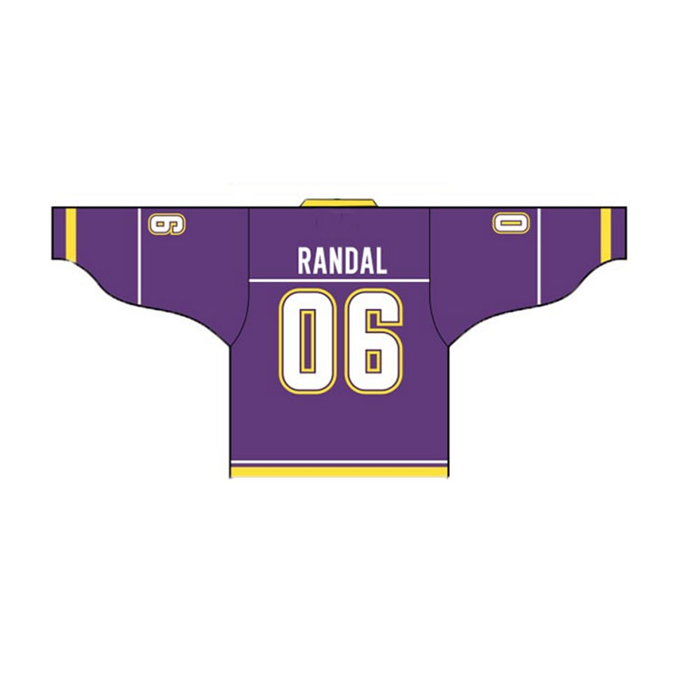 Design Sublimation Ice Hockey Shirts Uniforms For Kids