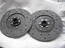Newest product Tractors and cars clutch disc spare parts of diesel engine