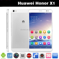 "China Wholesale 100% original 7.0"" huawei x1 cell phone"