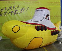 Factory direct sale inflatable banana boat for sale