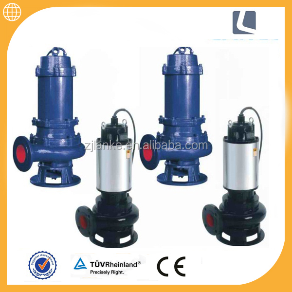 Lanco brand bore well vertical centrifugal reciprocating submersible pump