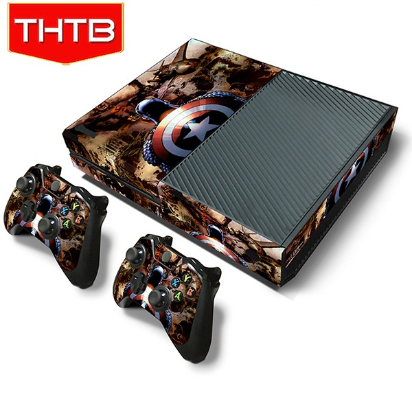 Wholesale price classic sticker for xbox one console controller skins