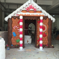 Waterproof Outdoor Christmas decoration House design