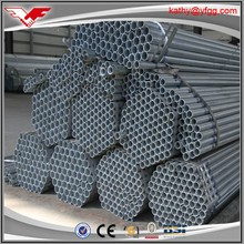steel round gi tube sizes hot dipped gi tube circular hollow section
