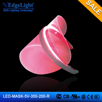 Edgelight red light LED Mask
