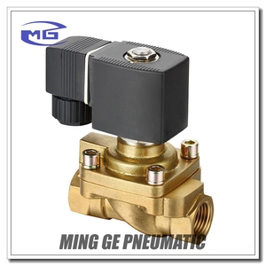 1/2 inch 3/4 inch Parker type MING GE brand High pressure Diaphragm Solenoid valve for PET mold Making Machine