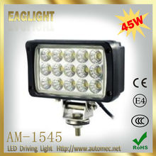 10-30V 45W 6.0 Inch 60/30 degree flood beam vehicle extra LED light