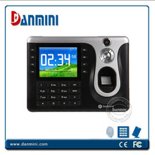 3.5 inch TFT screen biometric fingerprint reader with camera A-C101