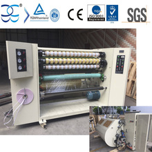Big Diameter BOPP Adhesive Tape Slitter Rewinder Machine to 1000m