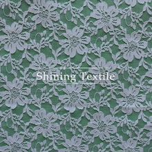 High Quality Of Plastic Lace Fabric Designs 2012 For Clothes