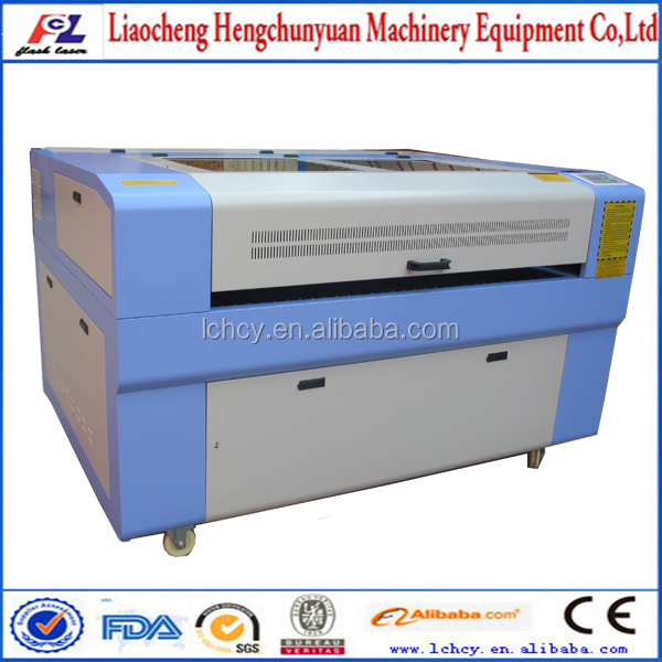 CE/FDA ccd camera laser cutting machine for clothing logo/logo embroidery