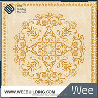 ITEM:4HG047 Crystal Polished Tile Suitable For Lobby Hotel Living Room Border