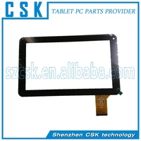 "XC-PG0900-032-A0-FPC 9""inch tablet capacitive touch screen touch digitizer for good repair price tablet screen"