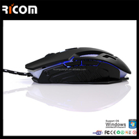 Cheap 1200DPI Wired Gaming Mouse on promotion--GM13--Shenzhen Ricom