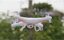 FJD Top Sale SYMA X5C! 4 Channel and 2.4G frequency rc drone with high quality camera