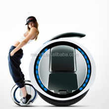 60v voltage self-balancing electric scooter,electric unicycle with led lights for adults