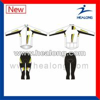 Healong Digital Sublimation Grandad Collar Italian Cycle Clothing Manufacturers