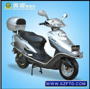 (New Wind) 2016 NEW Gas Scooter for sale Low Cost 16inch Tire Electric Scooter Moped EEC 125cc DGZ