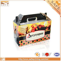 Traditional Offset Printed Box fot Musical Toy