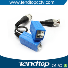 Signal Channel Passive HD UTP Video Balun for HD Camera and DVR