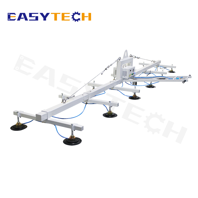 <strong>china</strong> suppliers sheet loading unloading machine 1000kg max metal plate handling large capacity customized vacuum lifter