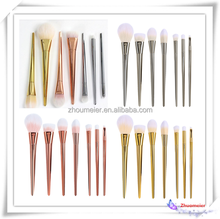 2017 Fashion 7 Pcs Unicorn shape makeup <strong>brush</strong>