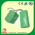 High power cordless drill batteries 14.4v 1300mAh nimh battery pack