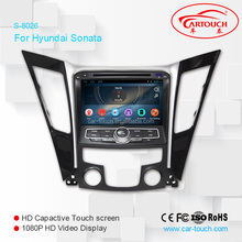 for HYUNDAI SONATA/ I40/ I45 2011- 2013 In-dash Car stereo radio/dvd/gps/mp3/3g multimedia system 2din android car gps