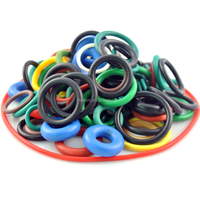 Colored Natural Rubber O Rings rubber O-rings
