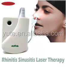 free shipping physical therapy cold laser household allergic rhinitis laser treatment