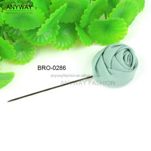 Fashion design men's lapel flower pin for suit