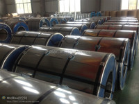 gi ppgi ppgl gl hr cr Hot dipped galvanized steel coil/ steel sheet good price Eu standard DX51D z100g galvanized iron price/