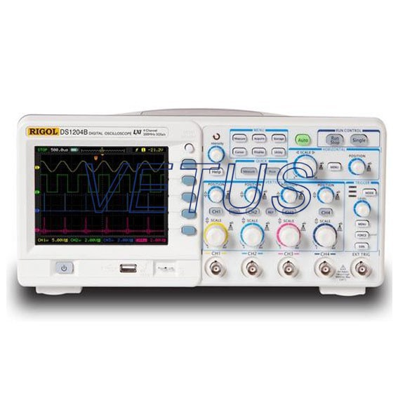 DS1074B used digital oscilloscope sale 4 Channels