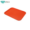Food grade material high quality trade assurance plastic fast food serving tray