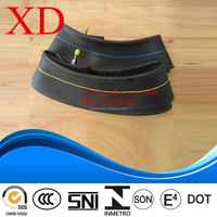 Top quality solid rubber bike inner tube