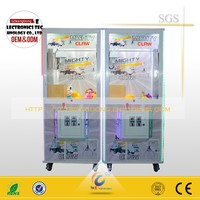 best price vending stacker crane claw machine/Luky Star arcade claw for sale